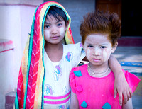 Bagan Girls